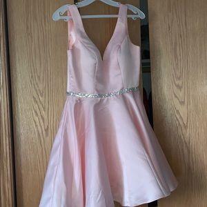 Light Pink Dancing Queen Dress